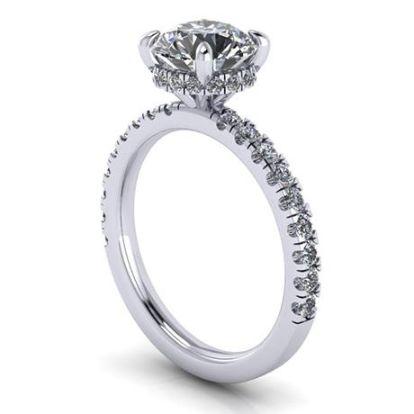 Custom Ring Design Step 2